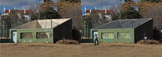 Proposal for Community Greenhouse in La Falda, Argentina