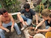 taller de permacultura urbana septiembre barro adobe 110 - small