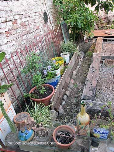 casona dada cantero con palets garden makeover 46 - small x
