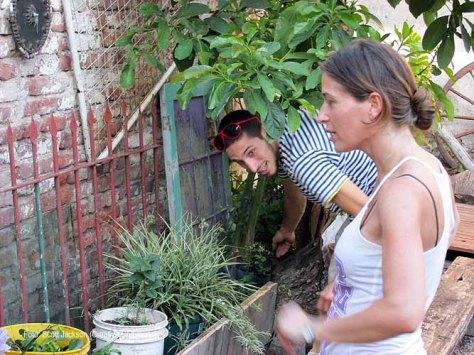casona dada cantero con palets garden makeover 49 - small x