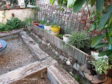 casona dada cantero con palets garden makeover 53 - small x