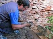 super sabado taller de barro baldozas vereda casona dada jornada de huerta vivero vertical - 32 - small
