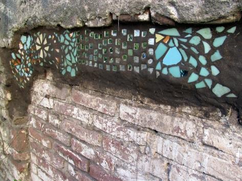 taller de mosaicos con revoque de barro octubre 12 2014 - casona dada - 42 - small
