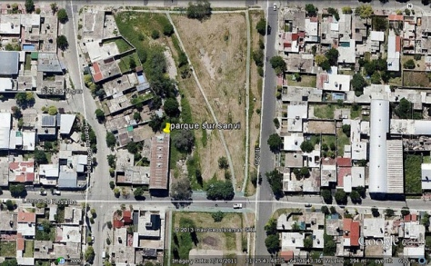 parque sur san vicente google map 1